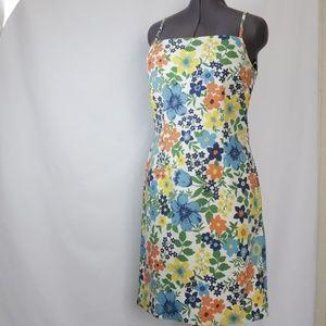 Tommy Hilfiger Vibrant Floral Sun Dress
